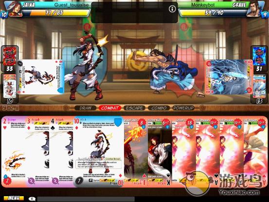 《YOMI》试玩评测 日式卡牌手游新鲜玩法图片4