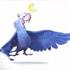 天天酷跑最新宠物大全:紫翼幼龙[多图]图片2