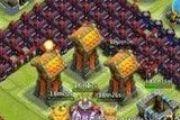 《城堡争霸》12本城墙应该怎么摆比较靠谱[图]