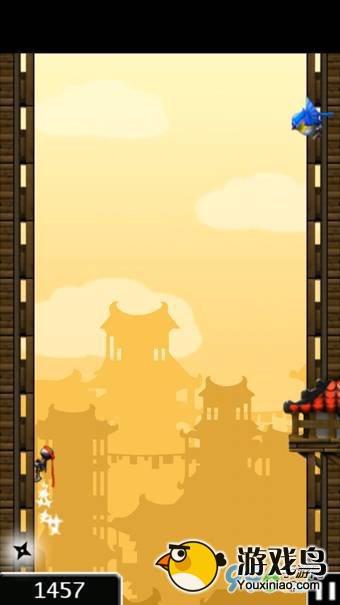 《跳跃忍者》评测: 另类屋檐跑酷忍者!图片4