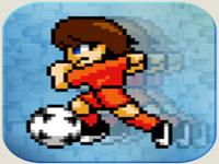 游戏《像素杯足球》 看这马赛克你晕不晕