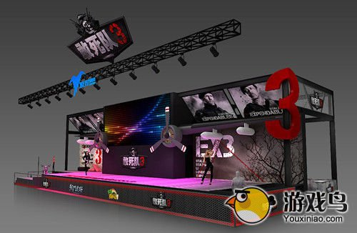 Chinajoy参展厂商:境界游戏[多图]图片2