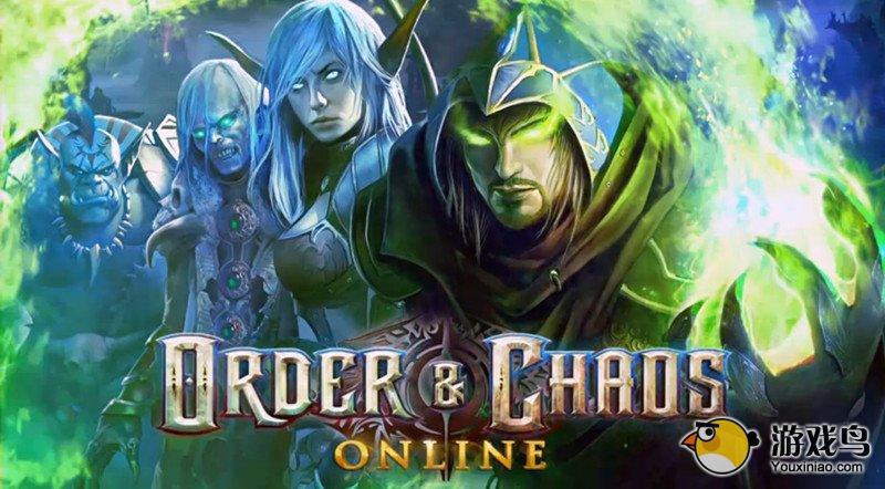 大型在线网络游戏《Order & Chaos Online》现已免费[多图]