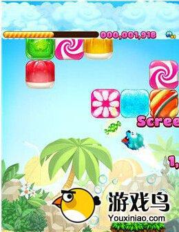 《糖果消消消》评测:绿毛小怪跳跃吃糖果[多图]图片6