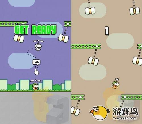 flappy bird下载app_《Flappy Bird》开发者推出新游戏《Swing Copters》[多图] - 海外 - 游戏鸟