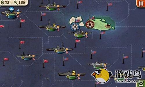世界征服者2中途岛攻略技巧五星过关详解[多图]图片7