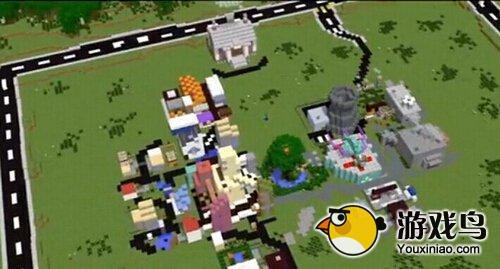 《我的世界》 城市模拟器地图预告公开[视频][多图]图片2