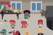 欢乐派对宣传视频 萌萌的童趣解谜游戏