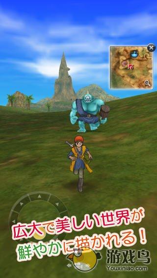 勇者斗恶龙8图2: