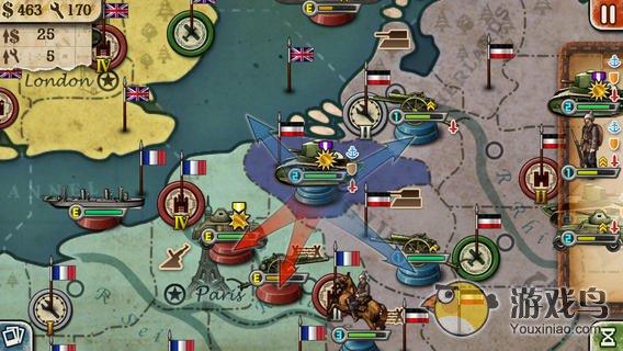 欧陆战争3图1: