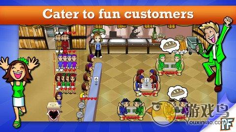 美女餐厅图2: