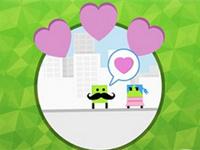 今日限免游戏:为爱大胆行动的《恋爱方块人》[多图]