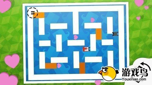 今日限免游戏:为爱大胆行动的《恋爱方块人》[多图]图片1