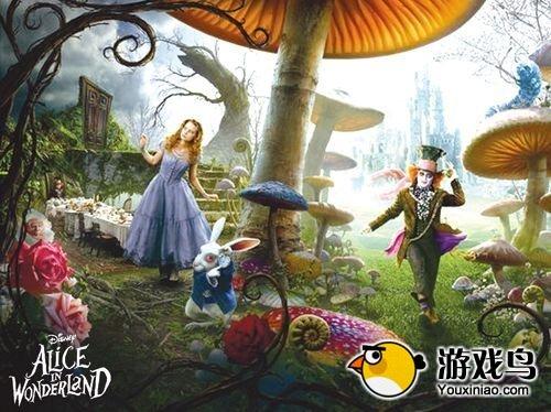 不一样的梦游仙境 盘点游戏中各型各款的爱丽丝[多图]图片1
