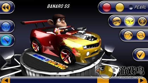 猴子卡丁车图1: