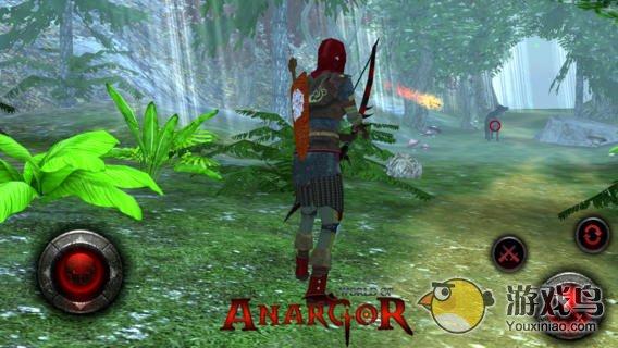 安纳贡世界图4: