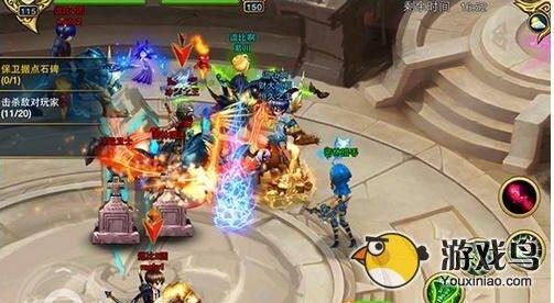 君王3内测火爆开启 GVG与养成手游大作[多图]图片2