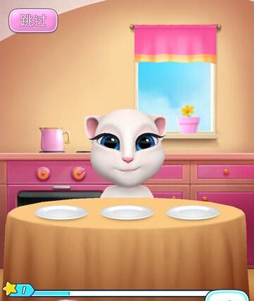 我的会说话的安吉拉游戏评测 汤姆猫再养成[多图]