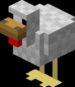 我的世界生物之小鸡图鉴 产出物丰富多样[图]