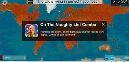 瘟疫公司圣诞更新内容 幸福病毒感染全世界[多图]