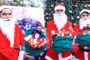 圣诞老人惊现小蛮腰 派送《魔力时代》大礼[多图]