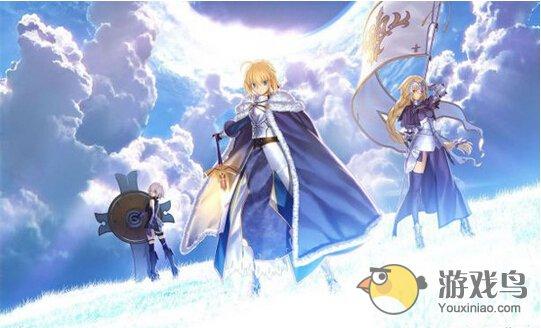 《Fate/Grand Order》公开最新广告宣传片[视频][图]图片1