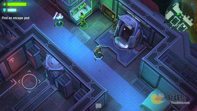 乘势而上 《太空刑警》开发商或推续作[多图]图片2
