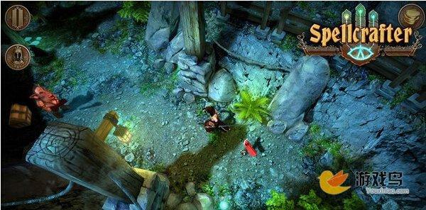 《咒语吟唱者:魔法之路》将登陆手机平台[视频][多图]图片2