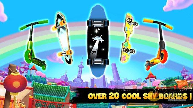 3D滑板跑酷图3: