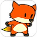 顽皮的小狐狸