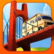 桥梁建筑模拟