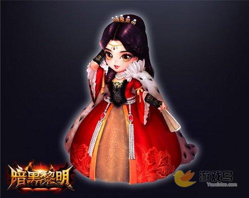 暗黑黎明Q版女皇造型曝光 又遇武媚娘[多图]图片1