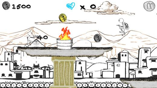 超级素描人英雄VS愤怒的棒人陆军2图3: