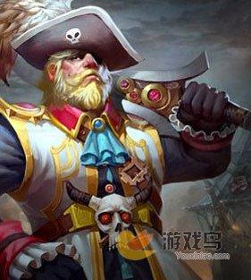 自由之战海洋之王康斯坦丁最强输出型战士[图]图片1