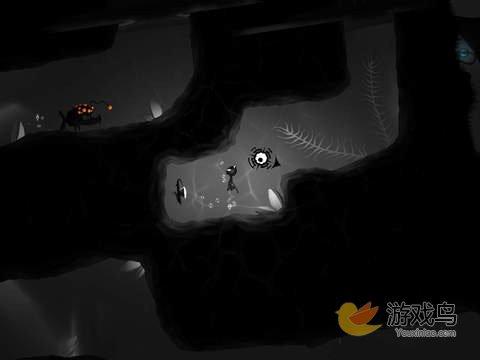 黑白风闯关游戏《纳特的苏醒》登陆iOS平台[多图]图片4