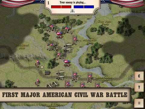 南北战争1861图3: