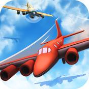 卡通飞机:空中之旅