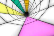 《急速隧道2》评测 精致简约五彩躲避游戏[多图]