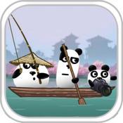 3只小熊猫之日本