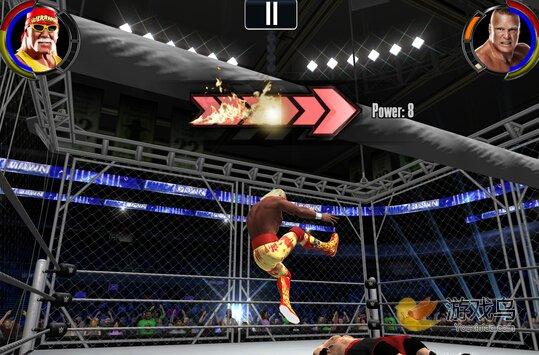 《WWE 2K摔跤》评测:大厂出品肌肉的碰撞[多图]图片4