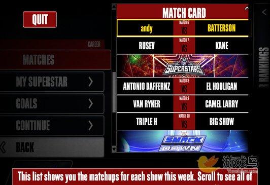 《WWE 2K摔跤》评测:大厂出品肌肉的碰撞[多图]图片2
