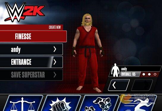 《WWE 2K摔跤》评测:大厂出品肌肉的碰撞[多图]图片3
