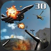 反高射炮击3D