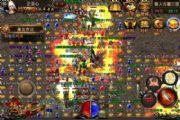 热血传奇手机版攻城战玩法万人同场PK[多图]