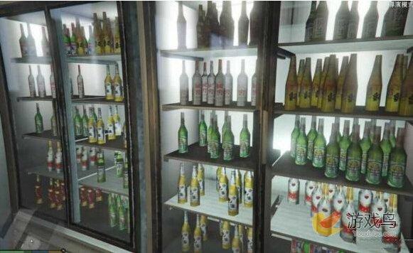 《侠盗猎车手5》中国风MOD 王老吉雪花啤酒出境