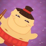 相扑吃寿司