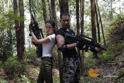 《合金英雄》美女枪手真人视频曝光 盛夏枪战来[视频][多图]图片2