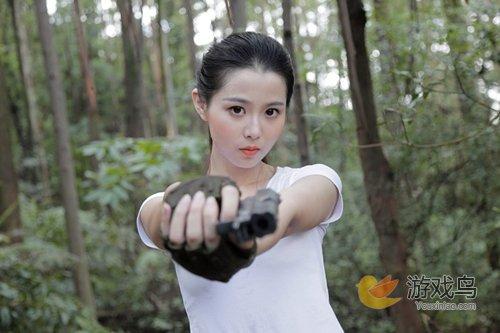 《合金英雄》美女枪手真人视频曝光 盛夏枪战来[视频][多图]图片3