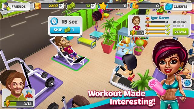 梦幻健身房图5: