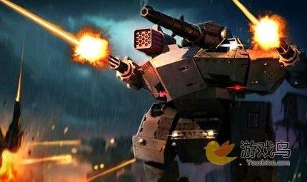 《进击的战争机器》评测 钢铁机甲弹幕对射[多图]图片1
